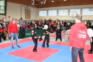 2016 NDM Kickbox-Meisterschaft in Horsten